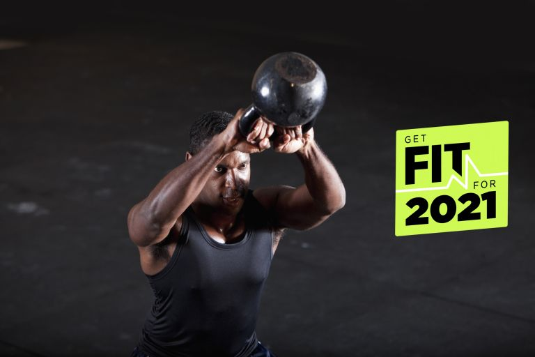 10000 swings kettlebell challenge