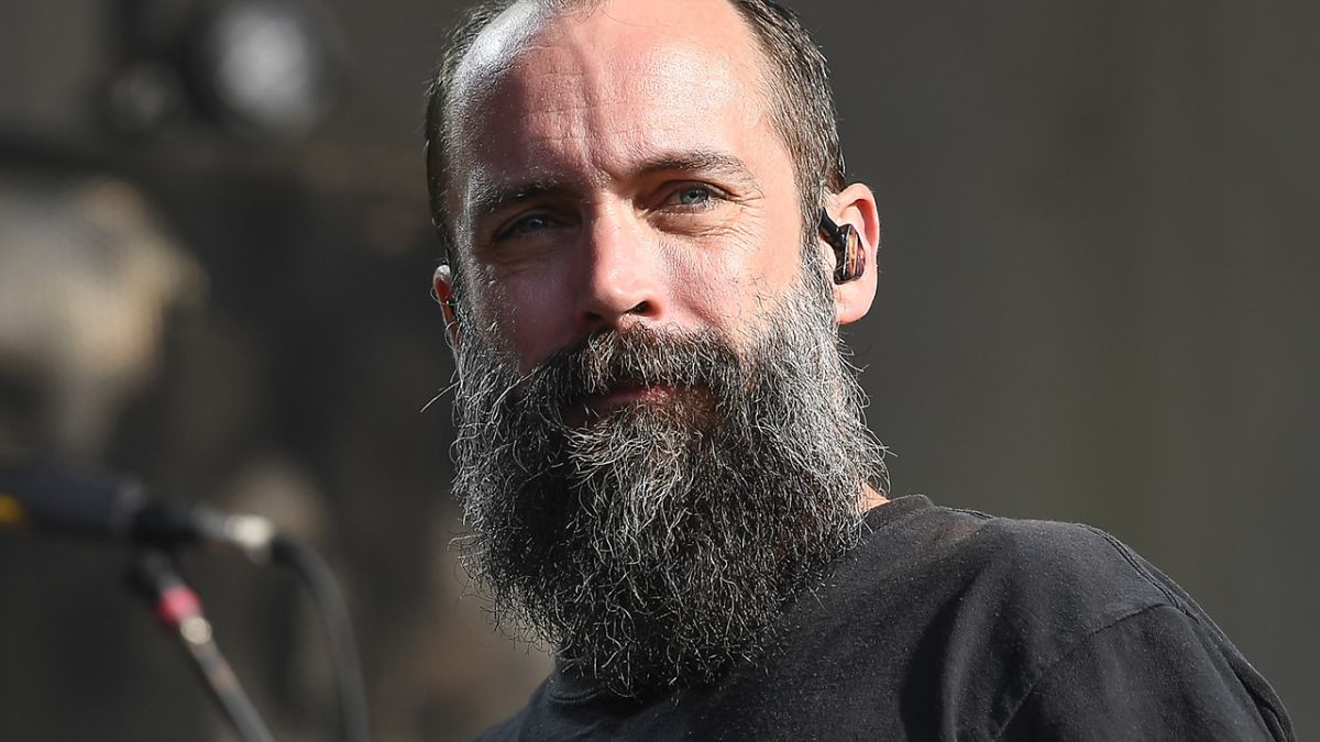 Clutch's Neil Fallon gathers items from Slipknot, Foo Fighters and more for rock auction