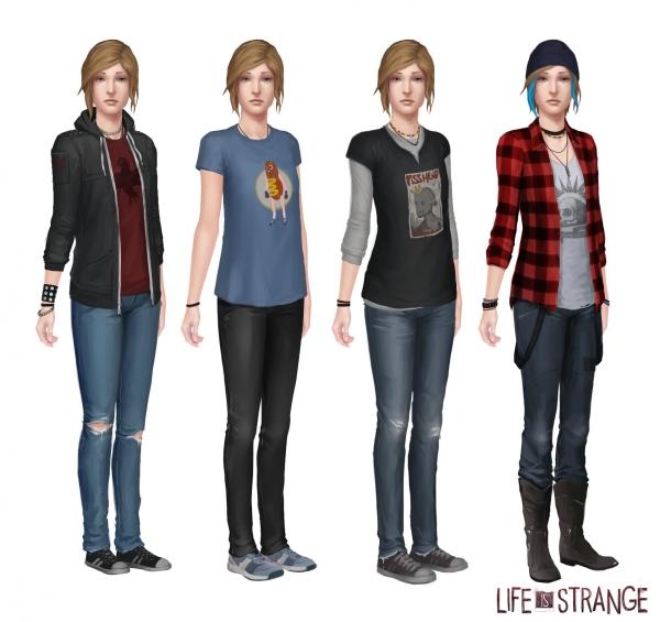 Life is Strange - Chloe Concept