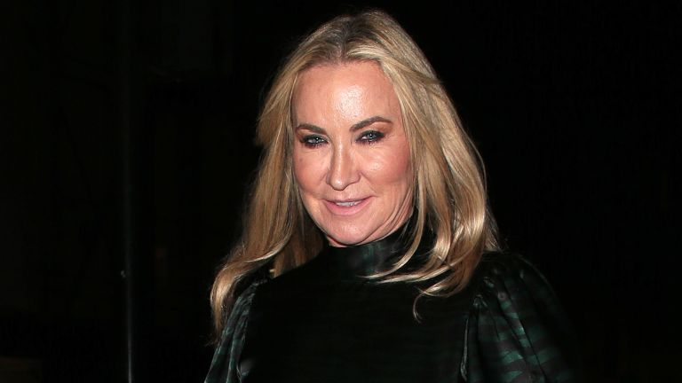 Meg Matthews attending The Royal Osteoporosis Gala Dinner at Banqueting House