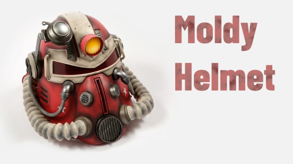 Fallout 76 helmet recalled because of mold can now be worn in Fallout 4