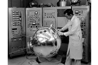space history, explorer xvii satellite, atmospheric measurements