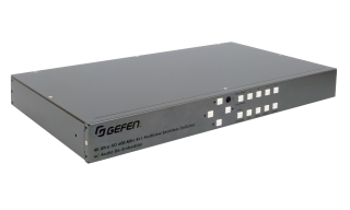 Gefen Ships 4K 600 MHz 4x1 Multiview Switcher