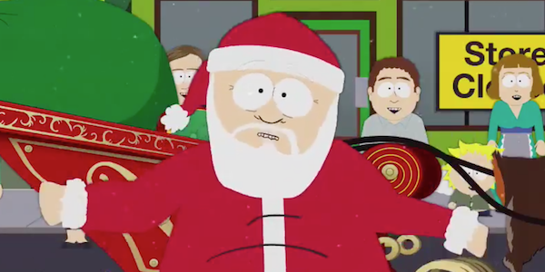 South Park Christmas.South Park Dropped An Uncensored C Bomb In Season Finale