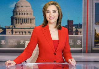 Margaret Brennan of Face the Nation on CBS
