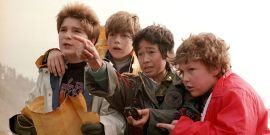 The Goonies 2 Got Concept Art For A Pitch, Check It Out