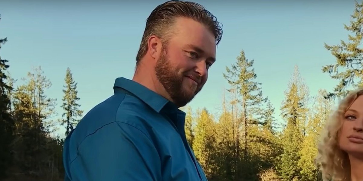 Mike smiling 90 Day Fiance TLC