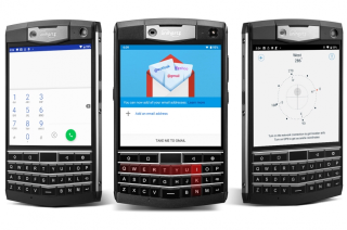 Return of the Keyboard: This New Android Is Actually Not a BlackBerry | Tom's Guide
