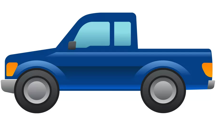 Ford secretly designs new official pickup truck emoji | Creative Bloq
