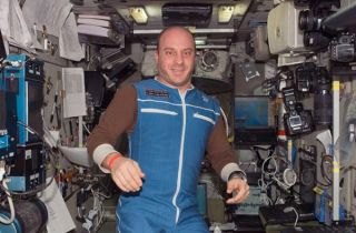 Tracking Ten Years of Space Station 'Stuff'
