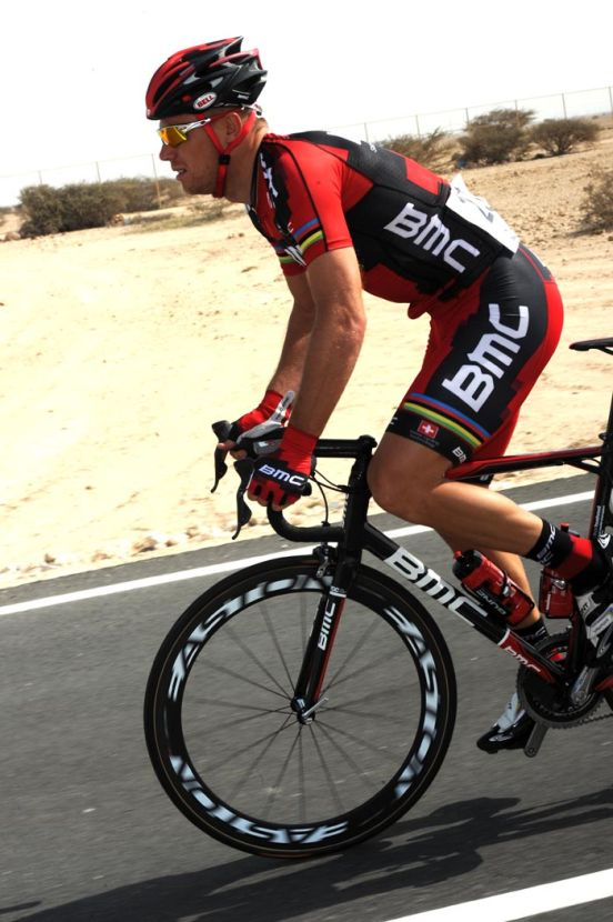 Thor Hushovd, Tour of Qatar 2012, stage one