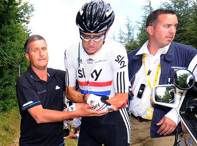 Wiggins Operation Scheduled For Monday Cycling Weekly