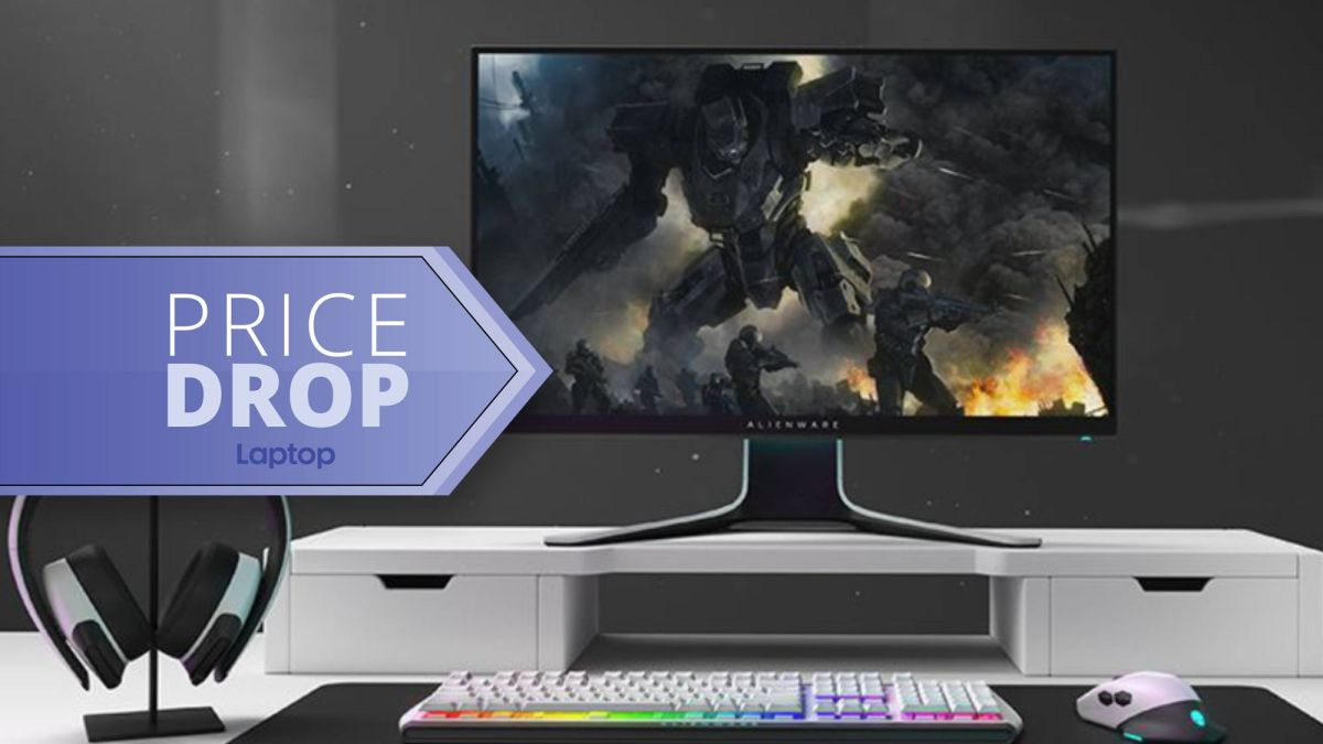 Act Fast: Alienware's new 27 inch gaming monitor has never