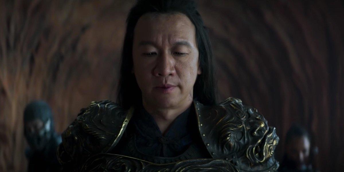 Новое изображение Mortal Kombat дает нам лучший взгляд на Шанг Цунга