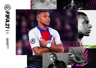 Kylian Mbappe revealed as the cover star of FIFA 21