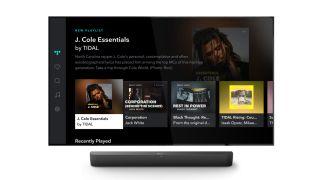 Tidal hi-res music streaming comes to Roku