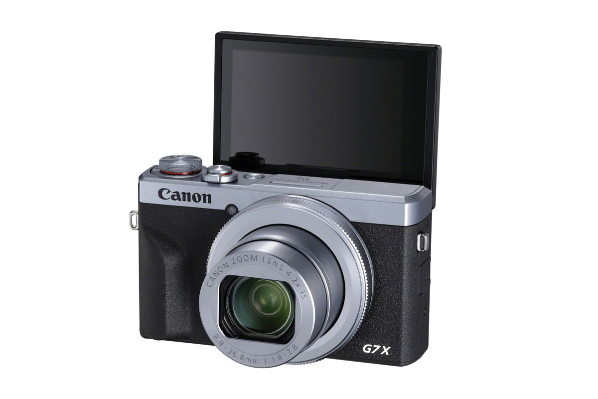 Canon PowerShot G7 X Mark III is a 4K-shooting vloggers delight