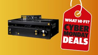 Cyber Monday AV receiver