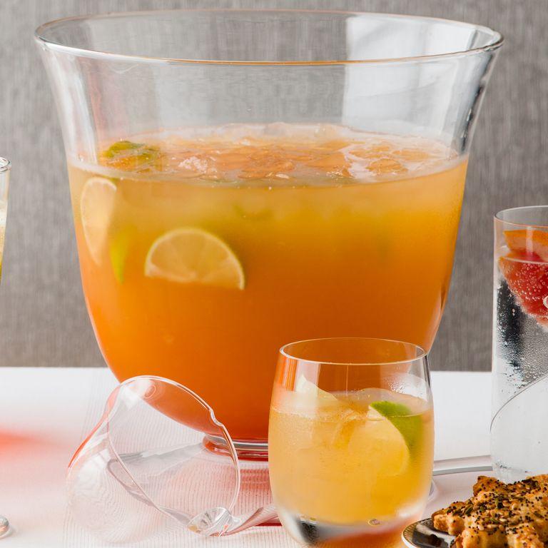 Saint Lucia Rum Punch
