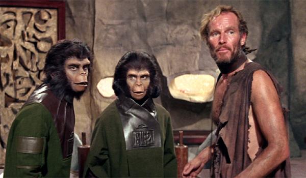 Planet Of The Apes Taylor Cornelius Zira
