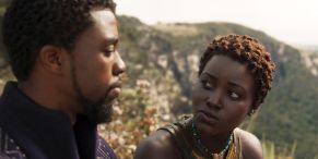 Black Panther's Lupita Nyong'o Pens Loving Tribute To Chadwick Boseman On One-Year Anniversary Of His Death
