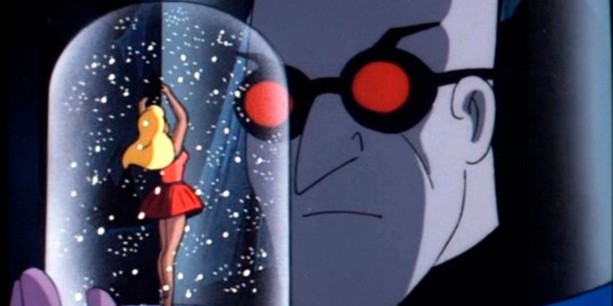 Mr Freeze Batman the Animated Series