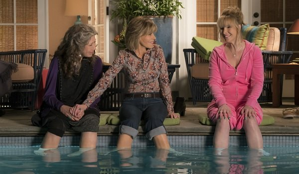 Season 4 Grace And Frankie Netflix Lisa Kudrow