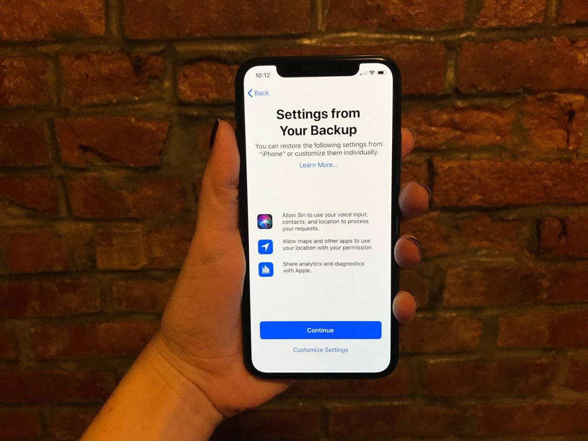 How to Use the iPhone XS, iPhone XS Max and iPhone XR