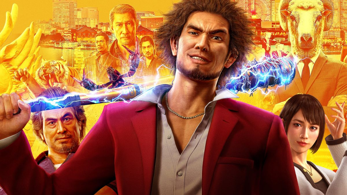New Hero New Turn Based Combat But Yakuza Like A Dragon Is Still The Game You Know And Love Pc Gamer