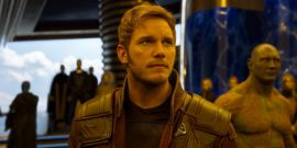 Chris Pratt Finally Has A New Movie Coming And He's Getting Us Hyped
