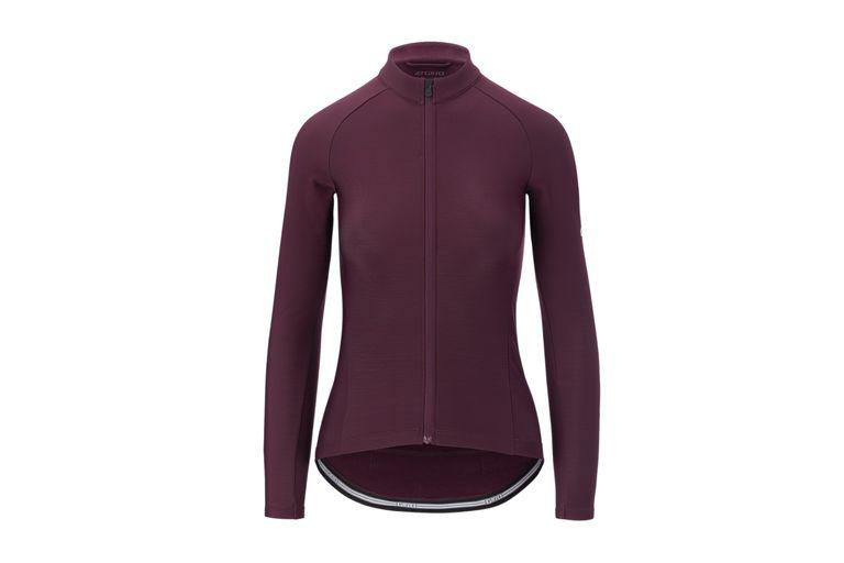 Giro Chrono Long Sleeve thermal jersey