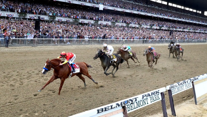 How to watch the 2019 Belmont Stakes: live stream today's