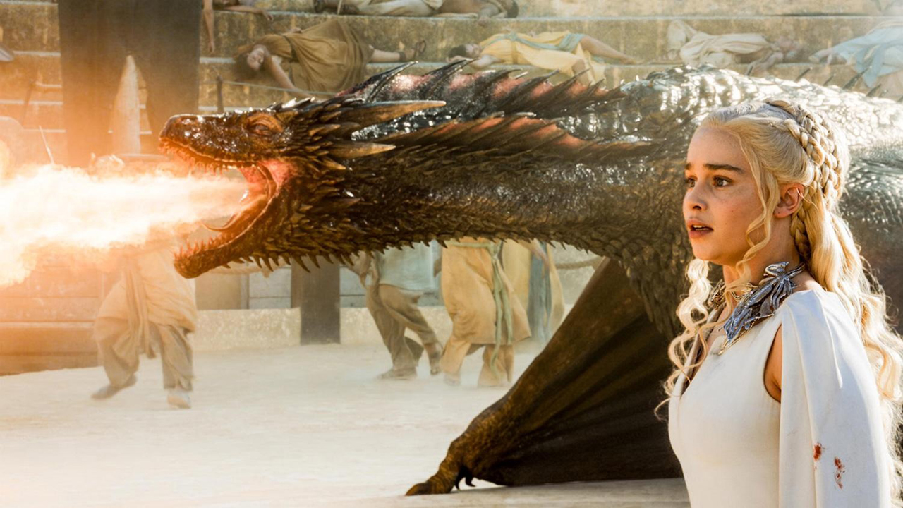 Game of Thrones dragons - everything you need to know about Drogon