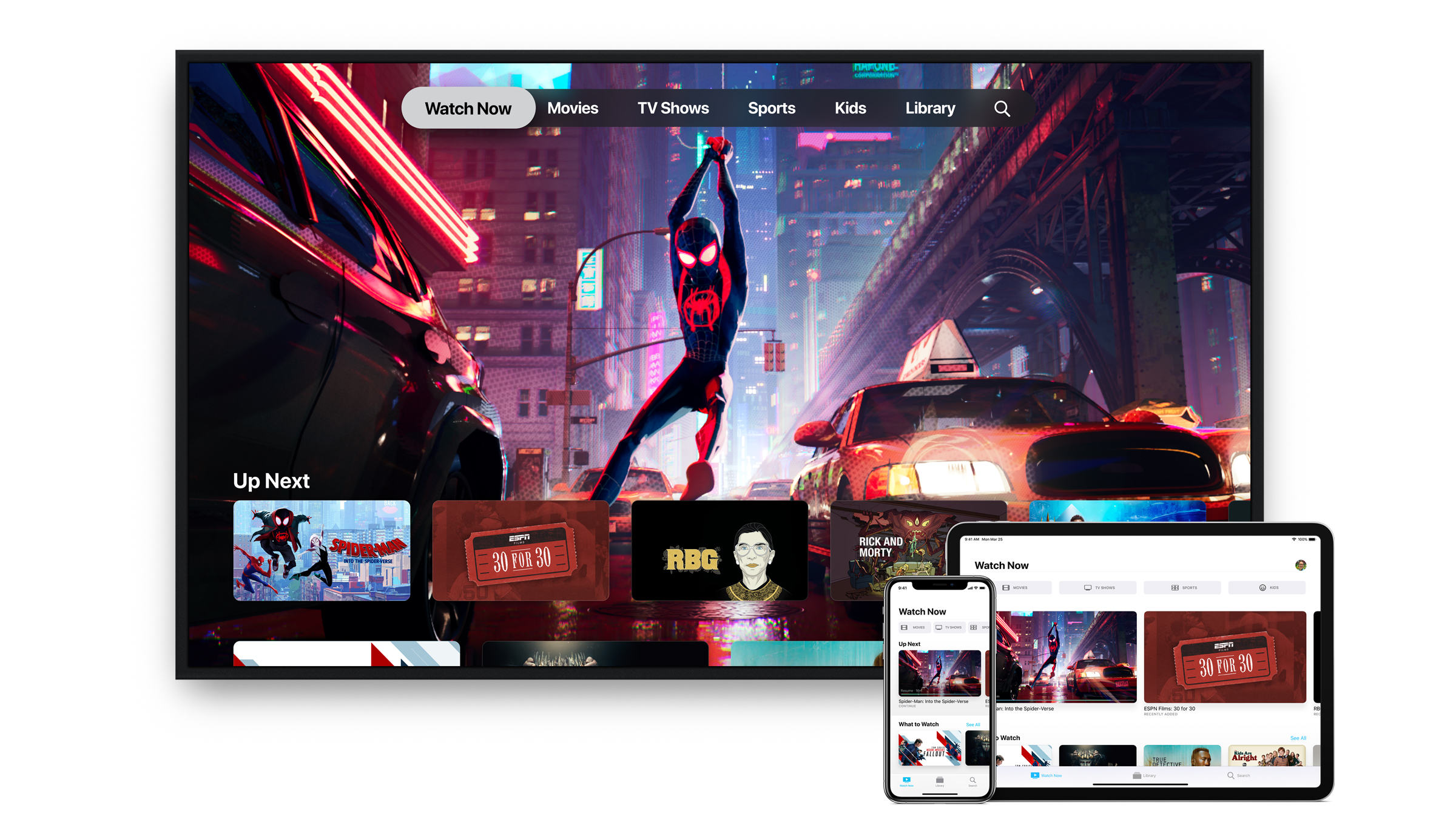 The new Apple TV app is here – a step towards a Netflix rival, or