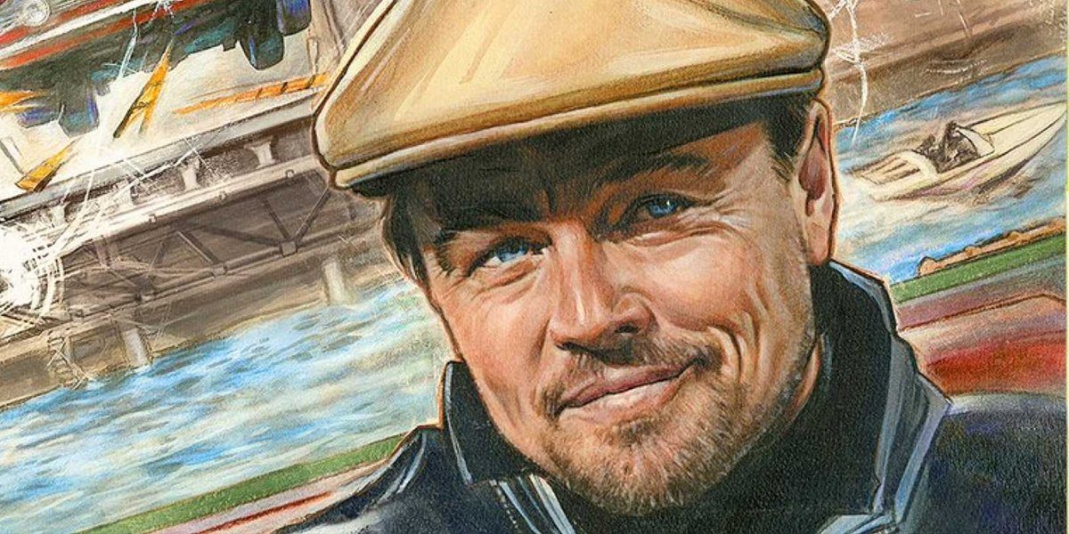 Operazione Dyn-O-Mite poster Once Upon A Time In Hollywood