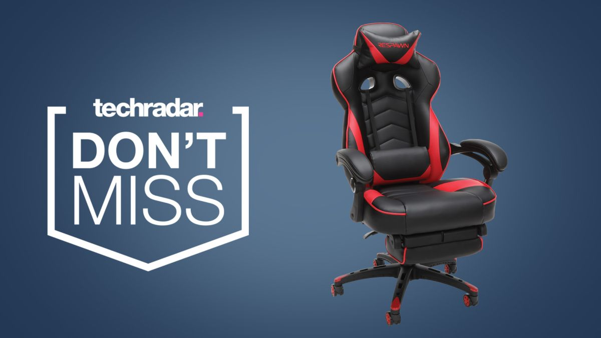 Walmart Black Friday Deals This Respawn Gaming Chair Is Now Under 150 Techradar