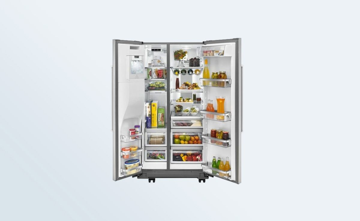 Best Side-by-Side Refrigerators 2019 - Fridge/Freezer