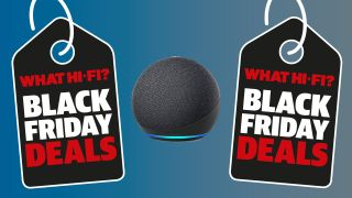 Amazon Echo Dot and Amazon Music Unlimited Black Friday deal