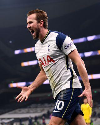 Tottenham Hotspur v Fulham – Premier League – Tottenham Hotspur Stadium