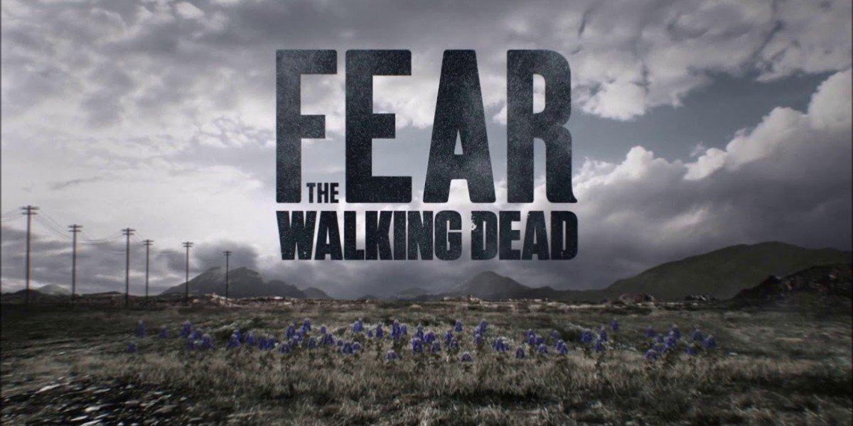AMC's Fear the Walking Dead Logo