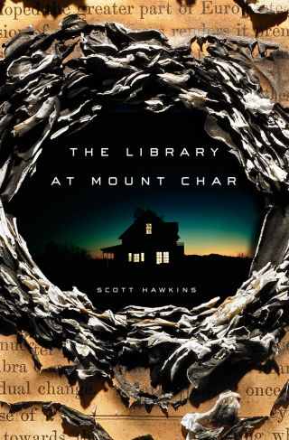 The Library at Mount Char jacket