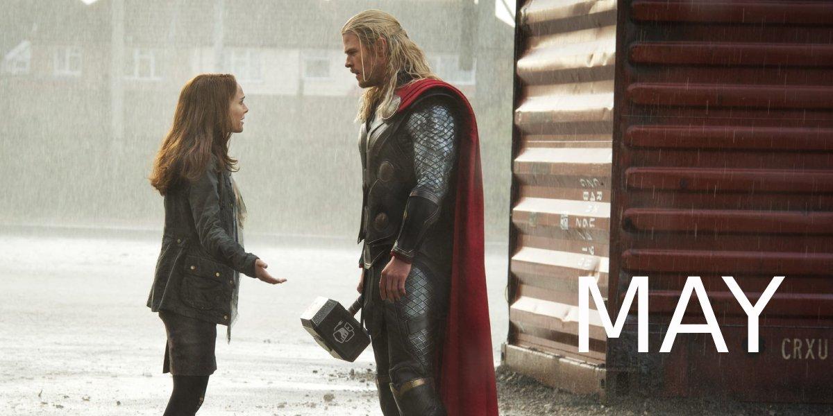 Thor: Love and Thunder - May 2022