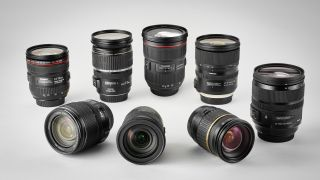 best Canon standard zoom lenses