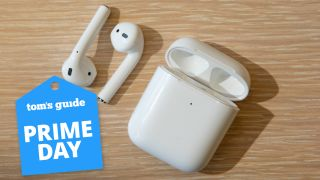 AirPods reduced for Prime Day