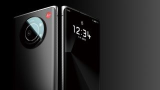 Leica has launched a camera phone (with a lens cap)! Meet the Leitz Phone 1