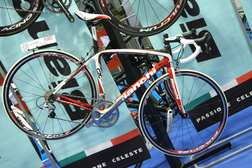 Bianchi Infinito Ultegra, Cycle Show 2009