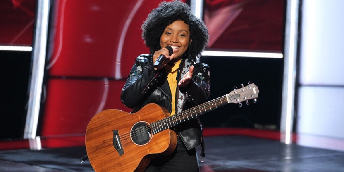 Image result for KIARA BROWN THE VOICE