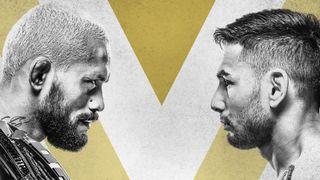 UFC 255 Figueiredo vs. Perez Promo Banner