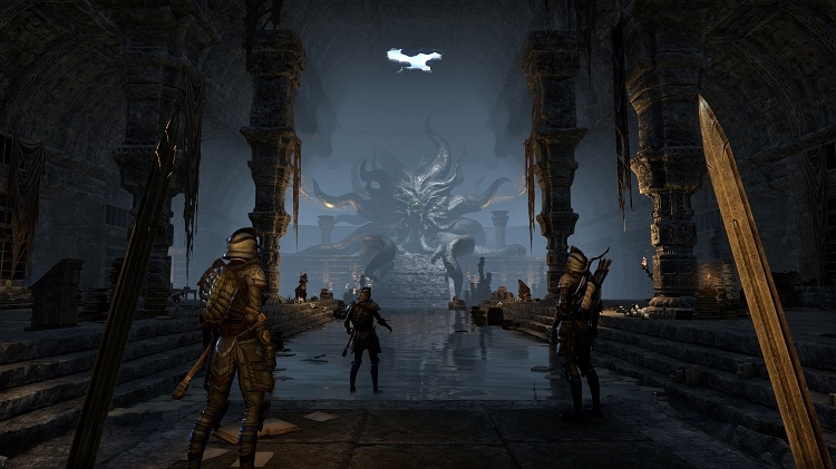 Elder Scrolls Online PS4 And Xbox One Beta Keys Arriving Today #32750