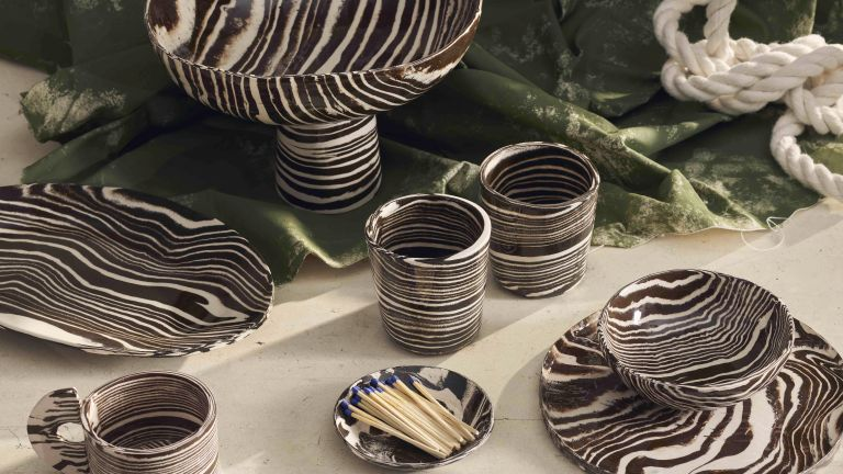Henry Holland's ceramics collection